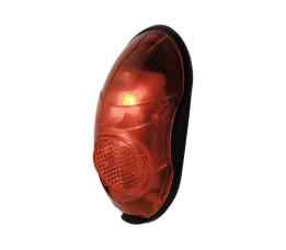 Axa Lamp A Led Batterij Retro Rood On/off