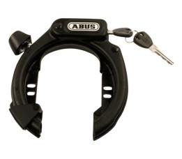 Abus Slot Abus Ring Amparo Staal Zwart Art. 4850 Lh2-kr Met Insteek