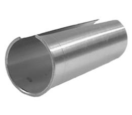 Humpert Humpert Vulbus Zadelpen Aluminium 27,2-30,6 80mm