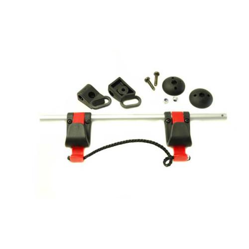 Klickfix Klickfix Module Rails 270mm, Voor 8-18mm Drager