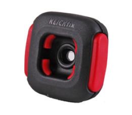 Klickfix Rixen & Kaul Quad Adapter Belastbaar Tot 1kg, Vestelbaar In 90° Stappen, Voor