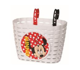 Widek Widek Kindermandje Pvc Minnie Mouse Wit