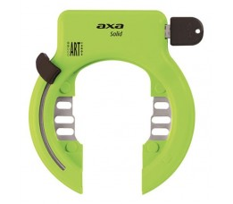 Axa Slot  Ring Solid Groen Z/mont